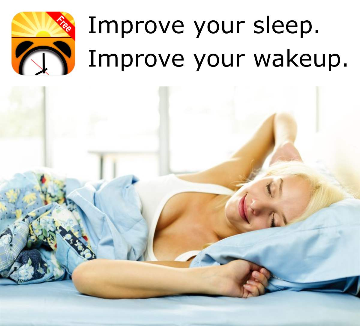 Gentle Wakeup – Sleep & Alarm Clock App – Improve your sleep